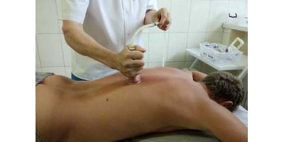 Пятна после вакуумного массажа тела