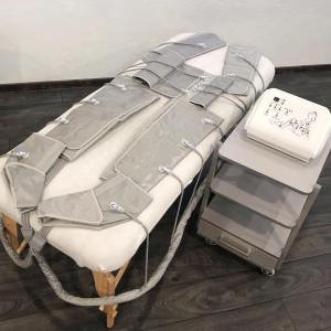 Аппарат прессотерапии на 16 каналов SA-Q01 (серый костюм)