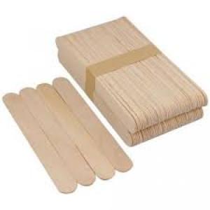 Шпатели для депиляции деревянные 50 шт.