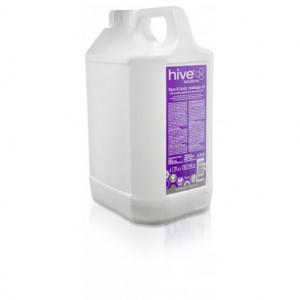 """Массажное масло нейтральное """"Simply"""" HIVE 4 литра Англия (для лица и тела)"""