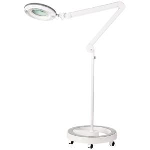 Лампа-лупа на штативе напольная 6027 3D-5B