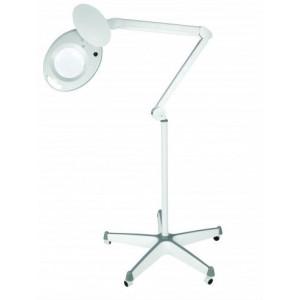 Лампа-лупа на штативе напольная 6027 3D-5А
